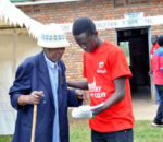 Airtel Uganda held a health camp in Kisoro this past weekend.