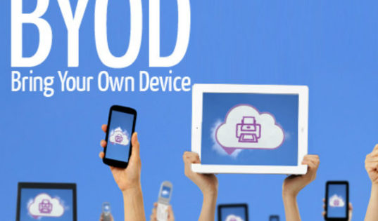 BYOD increase the security risks of businesses.