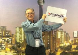 Michael Bornheim, CRM Sales Consultant, Oracle.