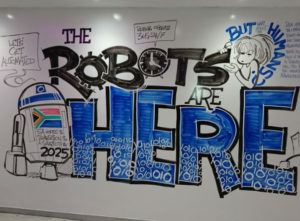 A Deloitte Robotics Event on the 22nd of April.