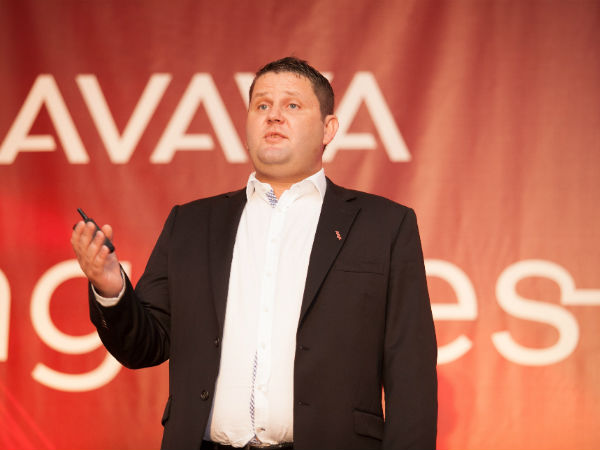 Managing Director of Avaya South Africa.