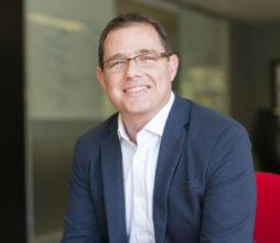 Gareth Hawkey, redPanda Software CEO.