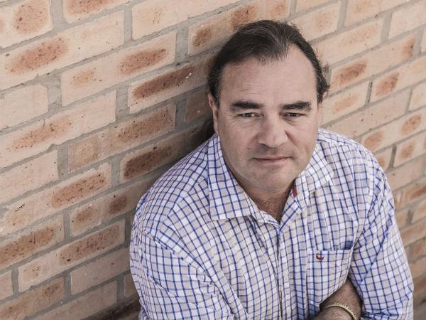Inus Dreckmeyr, Netshield South Africa CEO.