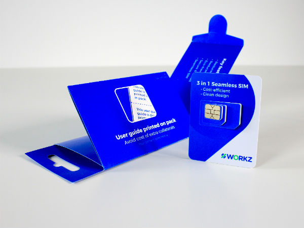 The 3-in-1 Seamless Half SIM along with the all-in-one pack is designed to reduce costs for the operators without diluting the brand experience.