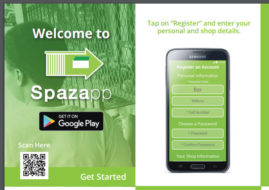 """An innovative """"money-saving"""" app for Spaza store owners."""