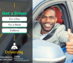 Hire a professional driver within 24 hours.