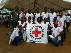 The Red Cross Society of Côte d'Ivoire Launches New App to Digitize and Optimize Its Services to Humanity.