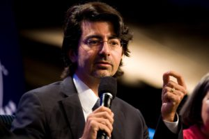 Pierre Omidyar, founder of eBay vows to fight fake news.