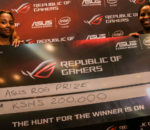 Asus ,ROG Kenya hosted a gaming  tournament at  Sarit Center this weekend..