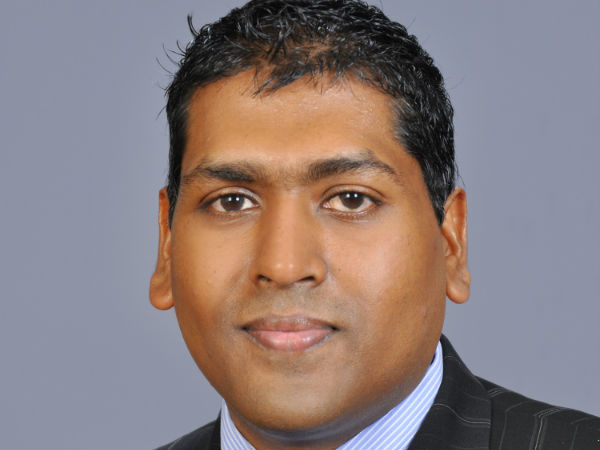 Cherian Varghese, Vice President & Managing Director - Sub Saharan African Markets Oracle.