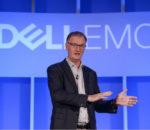 David Goulden, President of Dell EMC.