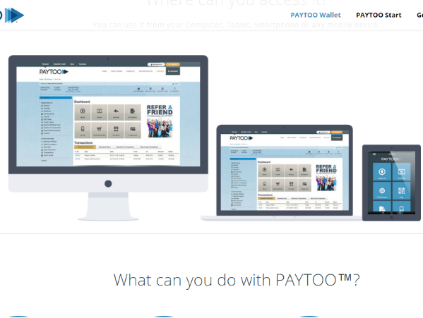 The new payment solution, PayToo SmileandPay©, that verifies, secures and validates payment by using QR Code and facial recognition features.