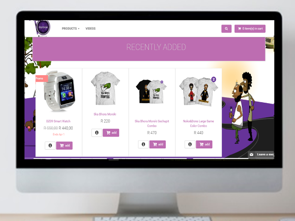 Rabaki.com plans to launch the merchant registration feature soon, this may allow small to medium companies to sell their own products on the store.