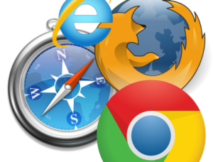 Africa's most popular web browsers. (Image source: Networtech)