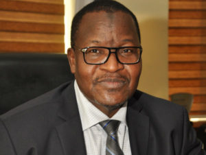 Executive Vice Chairman of the Commission, Prof. Umar Garba Danbatta.