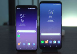 Samsung Galaxy S8 series (Image Source: CNET)