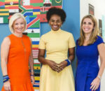 Left to right: Carolyn Everson – VP Global Marketing Solutions Facebook, Nunu Ntshingila – Regional Director Africa Facebook, Nicola Mendelsohn – VP EMEA Facebook.