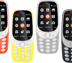 The revamped Nokia 3310.