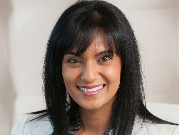 Mechell Chetty, Unilever South Africa's Vice President Human Resources.