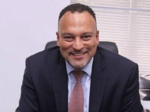 Ayotunde Coker, Rack Centre Managing Director.