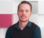 Shaun Scheepers, a Digital Specialist at MediaCom South Africa