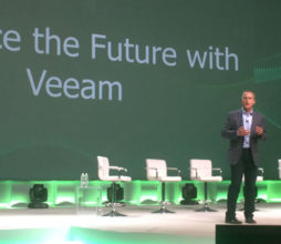 Peter McKay, co-CEO and President at Veeam.