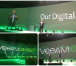 VeeamON 2017, annual customer and partner conference in New Orleans.