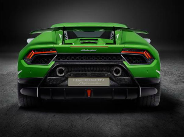 Lamborghini goes hi-tech