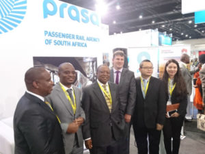 Huawei, PRASA announce South Africa's First GSM-R Rail Network Operation