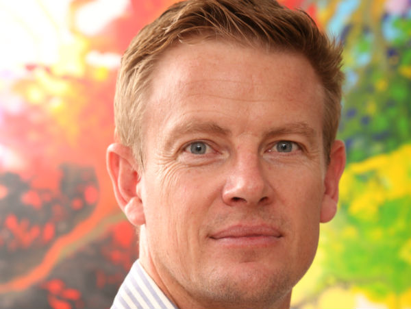 Matthew Barker, F5 Networks new Director for  Sub-Saharan Africa.