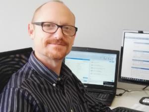 Ross McLaren, redPanda Software Senior Development Manager.