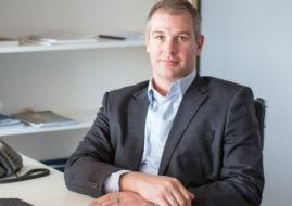 Schalk Nolte, CEO of Entersekt.