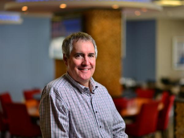 Simon Carpenter, Chief Technology Advisor: SAP Africa.