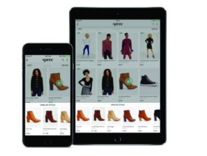 Spree announces first image search shopping feature in Africa.