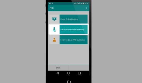 fnb app