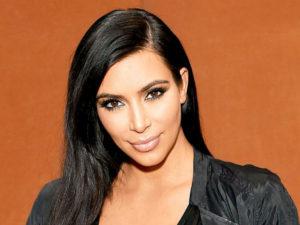 Kim Kardashian, reality TV star and businesswoman.