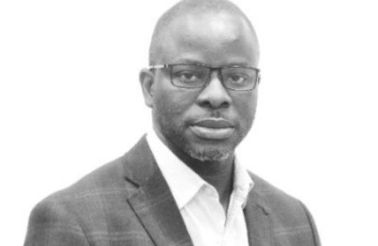 The new General Manager of Microsoft Nigeria, Akin Banuso.
