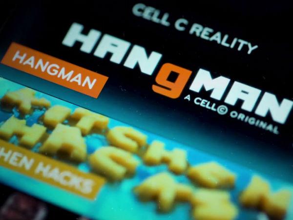 Hangman, online reality show