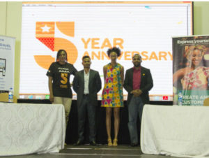 Jumia Nigeria turns five and celebrate in style.