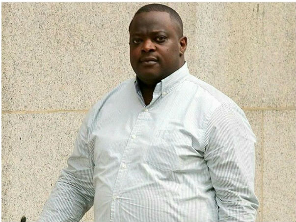 Kayode Sanni, A Nigerian man arrested for fraud in the UK. (Image Source: Vanguard NG)