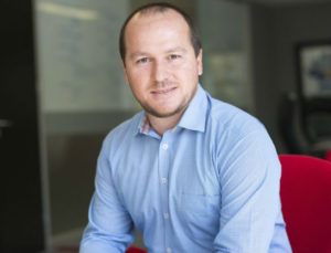 Leon Coetzer, COO at redPanda Software.