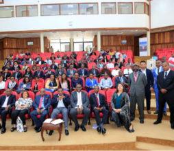 SAP Skills for Africa launch in East Africa which successfully secured 55 students for digital skills training followed by full time employment.