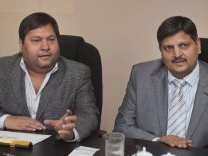 Ajay and Atul Gupta (Image Source: Mail & Guardian)