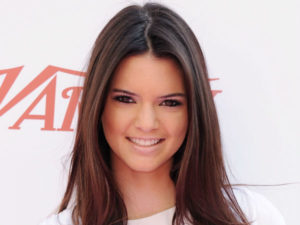 Kendall Jenner, reality TV star and businesswoman.