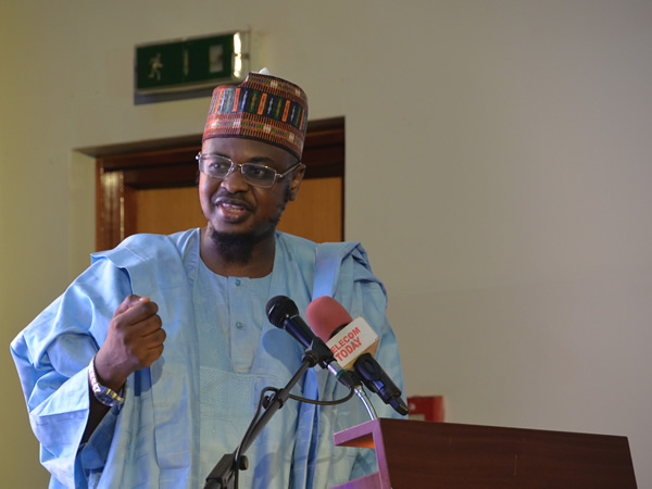 NITDA'S New DG/CEO, Isa Ali Ibrahim Pantami warns of cyber attacks in Nigeria (Image credit: NITDA)