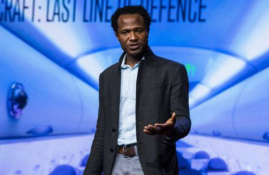 Nigerian invents brain for robots that can smell bombs