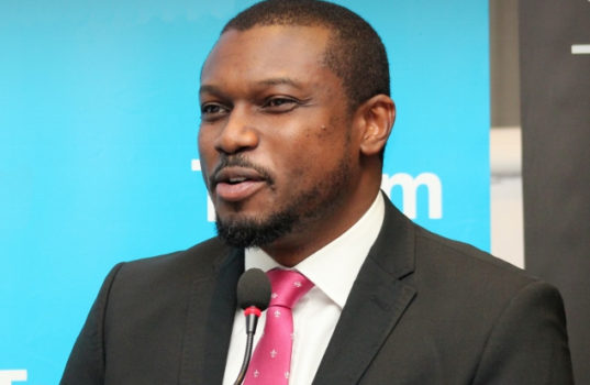 Abe Wakama, CEO of IT News Africa.