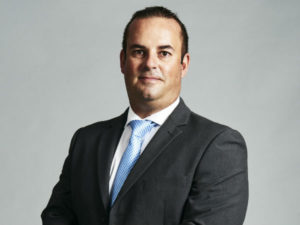 Bryan Hamman, Arbor Network's territory manager for sub-Saharan Africa.