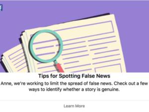 Facebook, Kenya, Fake News