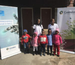 Westcon-Comstor, Salvation Army, Helping Hand, South Africa, Charity